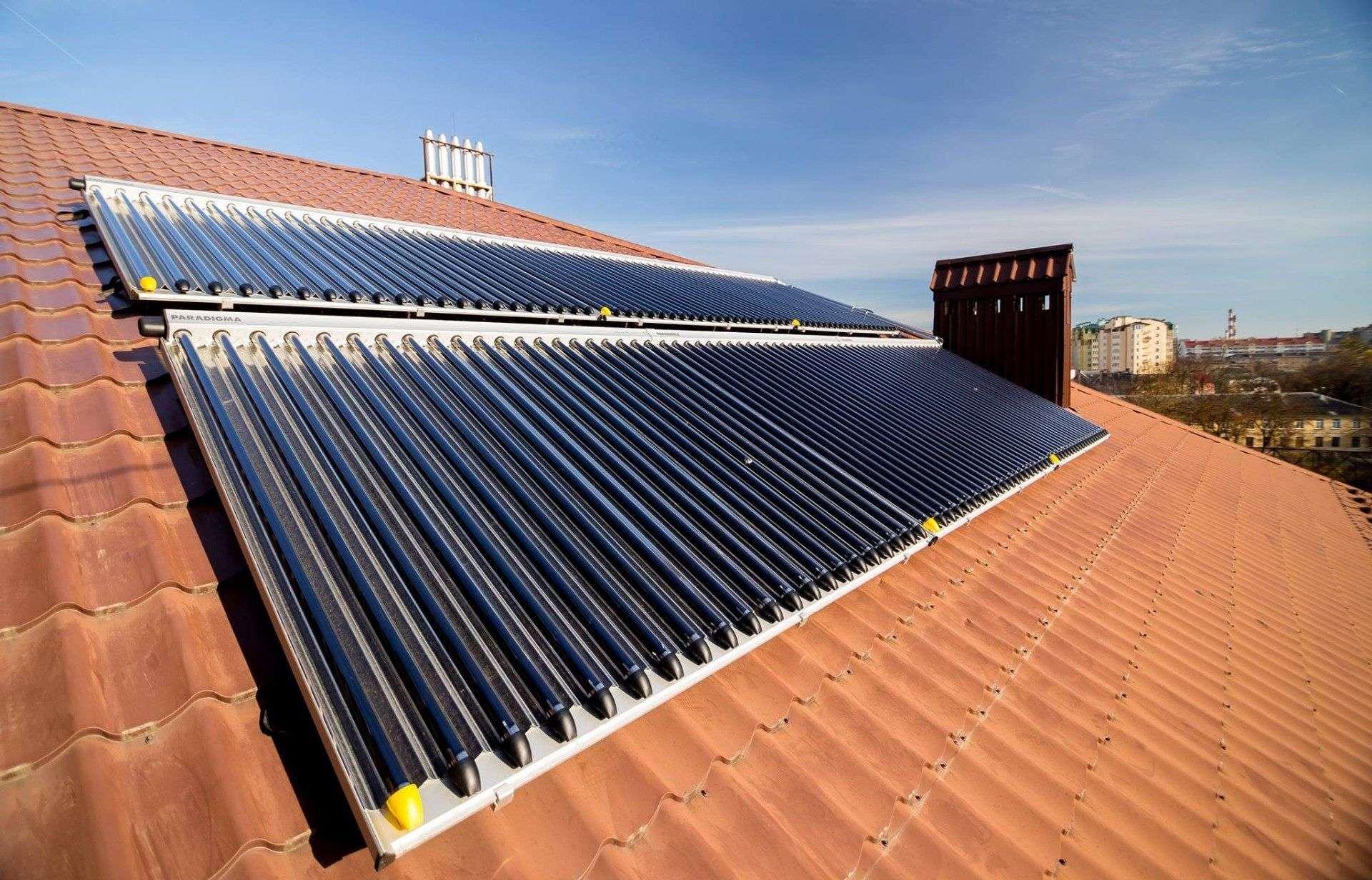 Все про сонячні колектори