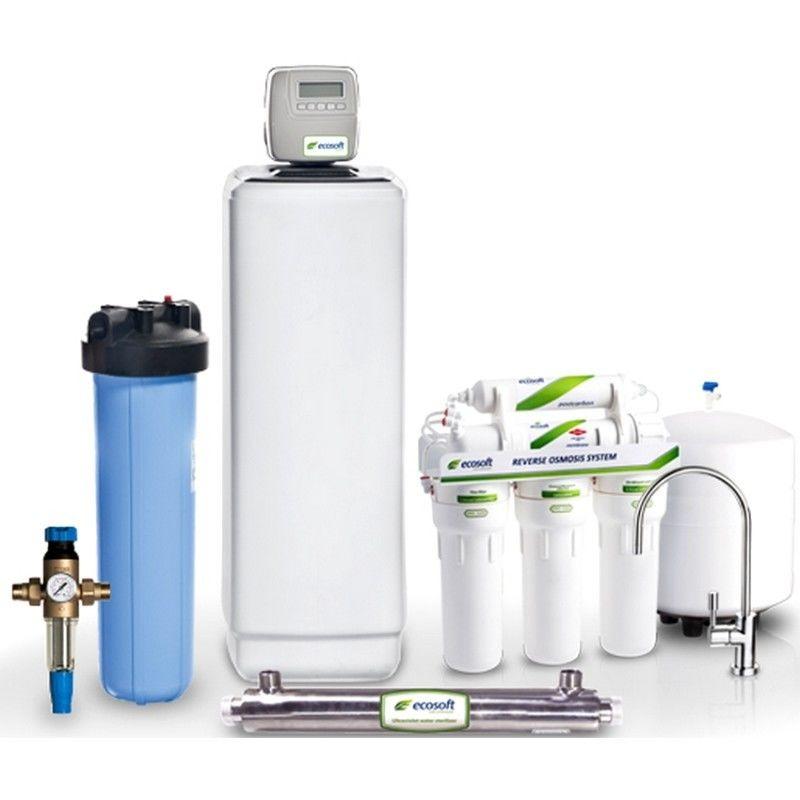 Система водопідготовки і очищення води
