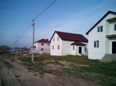 Частный дом с. Ременив, дом 220m²