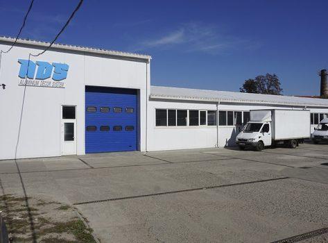 Виробничо-офісні приміщення компанії ADS