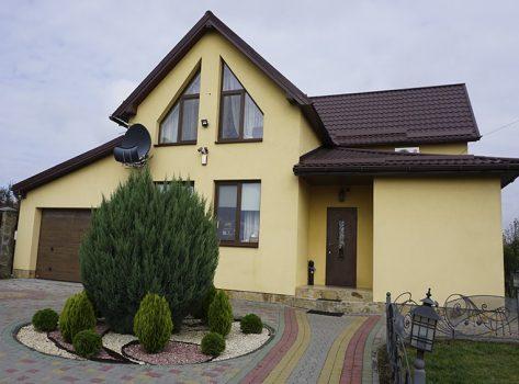 Приватний будинок 220m², с. Підгірне