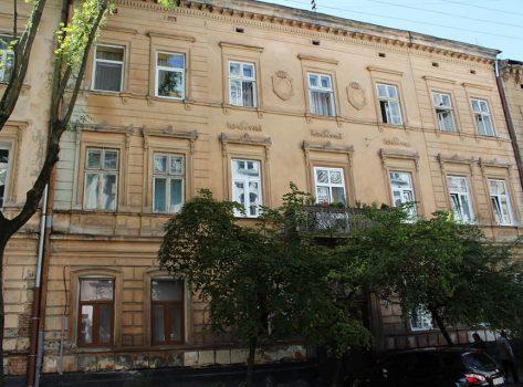 Квартира по вулиці Огієнка буд. 13