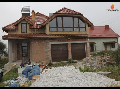 Приватний будинок в с. Сороки-Львівські