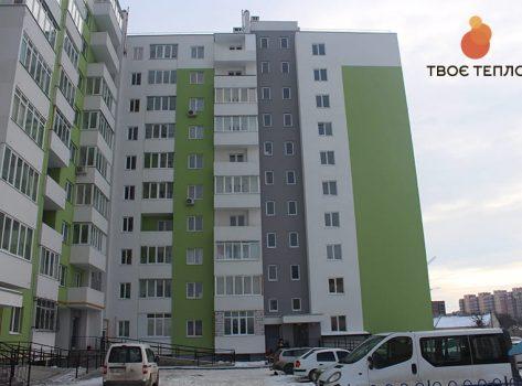 Квартира в м. Львів на Сихові